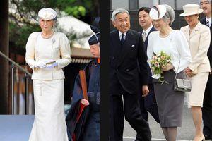 Phong cách thời trang khiến cả thế giới ngưỡng mộ của cựu Hoàng hậu Nhật Bản