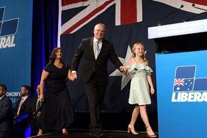Bầu cử Australia: Thủ tướng Australia ca ngợi chiến thắng 'kỳ diệu'