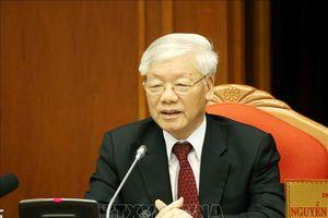 Tổng Bí thư, Chủ tịch nước Nguyễn Phú Trọng: Phát hiện, giới thiệu những nhân tố mới có triển vọng cho Đại hội XIII của Đảng