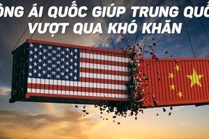 Trung Quốc khơi gợi lòng yêu nước để đương đầu chiến tranh thương mại với Mỹ