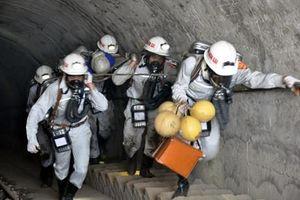Nổ khí metan khiến 5 công nhân Cty than Hạ Long thương vong
