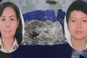 Những hành động 'bí ẩn' của nhóm nghi can giấu xác người trong khối bê tông