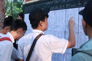 Tỷ lệ 'chọi'vào lớp 10 THPT năm học 2019- 2020 của Nghệ An