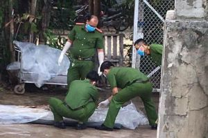 2 nghi can thừa nhận giết người phi tang xác trong các khối bê tông