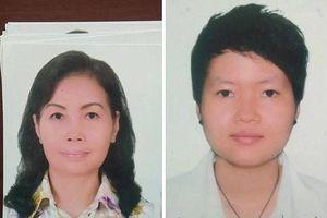 Nóng: Bắt 4 phụ nữ liên quan vụ giết 2 người giấu xác vào bê tông ở Bình Dương