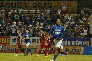 Vòng 10 V-League: Sức mạnh của TP HCM và những cuộc đối đầu duyên nợ