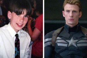 Ngay từ bé, nhóm Avengers đã có siêu năng lực, đó là hết sức cute