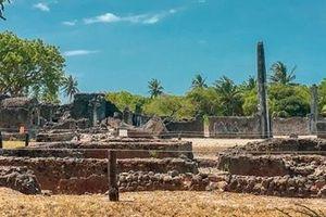 Những ngôi mộ cổ Kaole