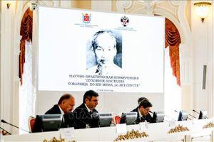 Hội thảo 'Di sản tinh thần của Hồ Chí Minh - 50 năm sau' tại thành phố Saint-Petersburg (LB Nga)