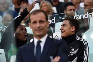 Chỉ 2 ngôi sao Juventus hưởng lợi khi Allegri ra đi