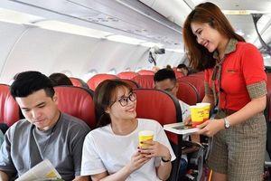 Vietjet báo lãi quý I trước thuế vận tải hàng không tăng trưởng 25%
