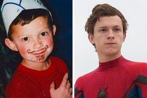Chùm ảnh thời niên thiếu của các siêu anh hùng Avengers: Endgame