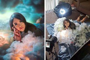 15 cảnh hậu trường đáng kinh ngạc đằng sau những bức ảnh 'sống ảo'