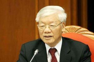 Phát biểu bế mạc hội nghị Trung ương 10 của Tổng bí thư, Chủ tịch nước Nguyễn Phú Trọng