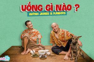 Huỳnh James và Pjnboys khuyến khích ăn nhậu có trách nhiệm trong MV mới
