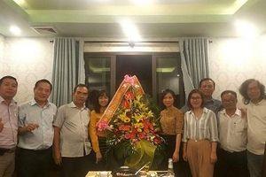 Ra mắt Chi hội Văn phòng đại diện III - Hội Nhà báo TP. Đà Nẵng