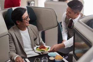 Tăng trải nghiệm cho khách hàng trên Cathay Pacific