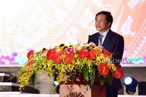 Phó Chủ tịch Thường trực Quốc hội Tòng Thị Phóng dự Lễ công bố thành lập Thị xã Mỹ Hào, tỉnh Hưng Yên