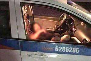 Đối tượng đâm nữ tài xế taxi rồi tự sát sẽ bị xử lý thế nào?