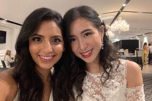 Nữ bác sĩ gốc Việt xinh đẹp muốn chinh phục Miss World Australia