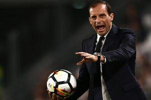 CHÍNH THỨC: HLV Max Allegri chia tay Juventus