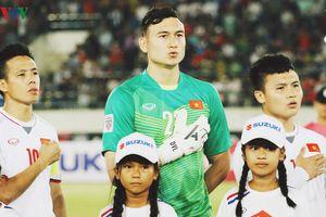 Đặng Văn Lâm không hối hận khi gia nhập Muangthong Utd