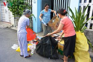 21.000 hộ dân Đà Nẵng thực hiện phân loại, thu gom rác thải