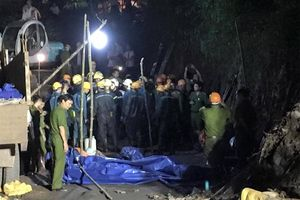 Nổ khí metan, 5 công nhân thương vong trong lò than ở Quảng Ninh
