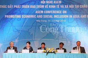 Việt Nam đóng góp tích cực cho sự phát triển kinh tế - xã hội tại châu Á và châu Âu