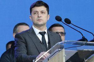 Tân Tổng thống Ukraine khẳng định sẽ đòi lại Crimea từ Nga