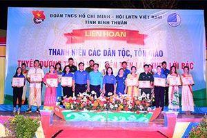 Bình Thuận: Tuyên dương thanh niên dân tộc, tôn giáo tiêu biểu 2019