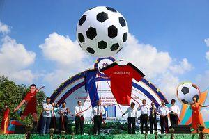 'Giải bóng đá Guinness' lại vượt năm ngoái 17 đội