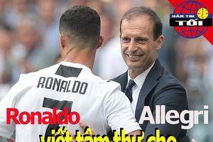 Cầu thủ từng đến VN chia tay Man City, Ronaldo gửi tâm thư