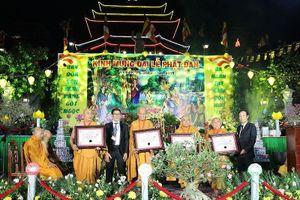 Chiêm ngưỡng ngôi tịnh xá vừa xác lập kỷ lục Việt Nam