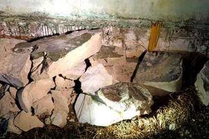 Vụ xác người trong bê tông: Hàng xóm ngửi thấy mùi hôi 1 tháng trước