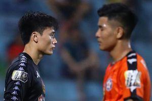 CLB Hà Nội 3-2 CLB Đà Nẵng: Bùi Tiến Dũng có trận đấu đáng quên