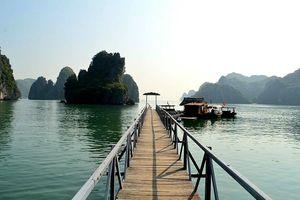 Đảo Nam Cát, Cát Bà, Hải Phòng: Đẹp như mơ