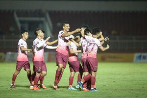 Ngọc Hải mắc sai lầm, Viettel thua đậm Sài Gòn FC trong vòng 45 phút