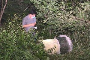 Thông tin rợn người vụ 2 tử thi trong bê tông ở Bình Dương