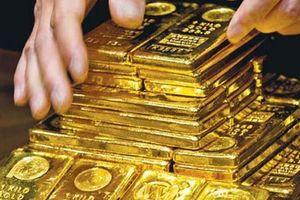 Giá vàng hôm nay 19.5: Vàng giảm mạnh phiên cuối tuần
