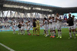 Công Phượng vào sân 20 phút, không cứu nổi Incheon United