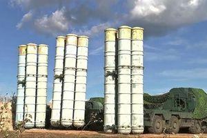 S-300 Syria vẫn im lặng khi tiêm kích Israel trút bão lửa