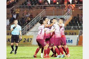 Thắng đậm Viettel 3 - 0, Sài Gòn FC giành vị trí thứ ba