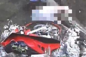Tá hỏa phát hiện nam thanh niên chết dưới mương nước