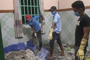 Vụ 'bê tông xác người': Nạn nhân người Nghệ An có hành tung 'bí ẩn'