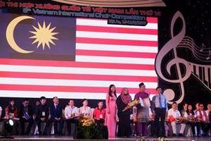 Indonesia giành giải đặc biệt Hội thi hợp xướng quốc tế Việt Nam lần thứ 6