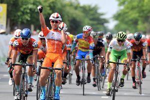 MM Mega Market thắng lớn chặng đầu giải xe đạp Về Nông Thôn