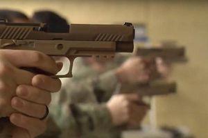 Thủy quân lục chiến Mỹ sẽ thay đổi súng lần đầu tiên sau 30 năm