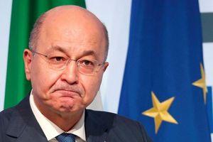 Tổng thống Iraq gặp Đại sứ Iran bàn về tình hình khu vực