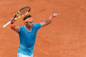 Đánh bại Djokovic, Nadal lần thứ 9 vô địch Rome Masters